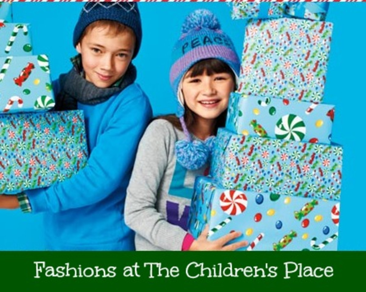 The Children's Place Fashions, kids, kids fashions