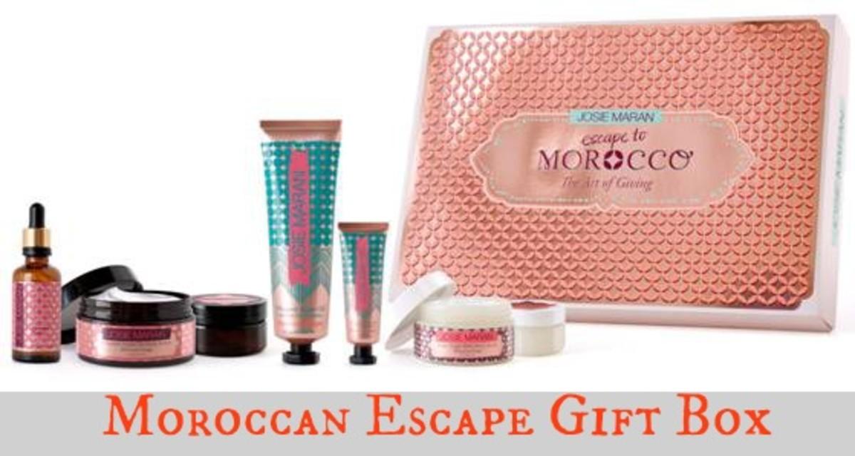 Exclusive Moroccan Escape Gift Box