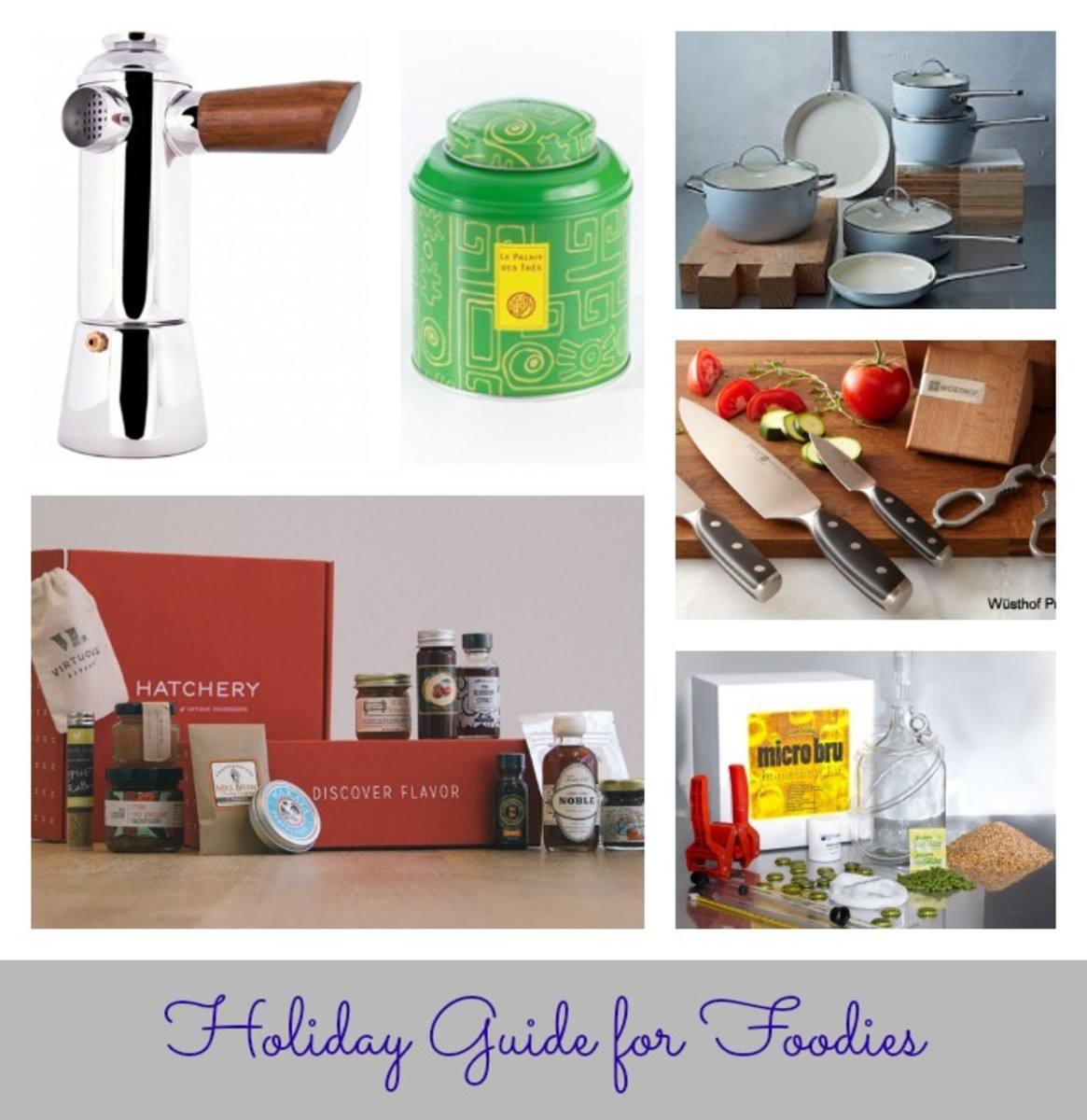 Holiday Foodie Guide