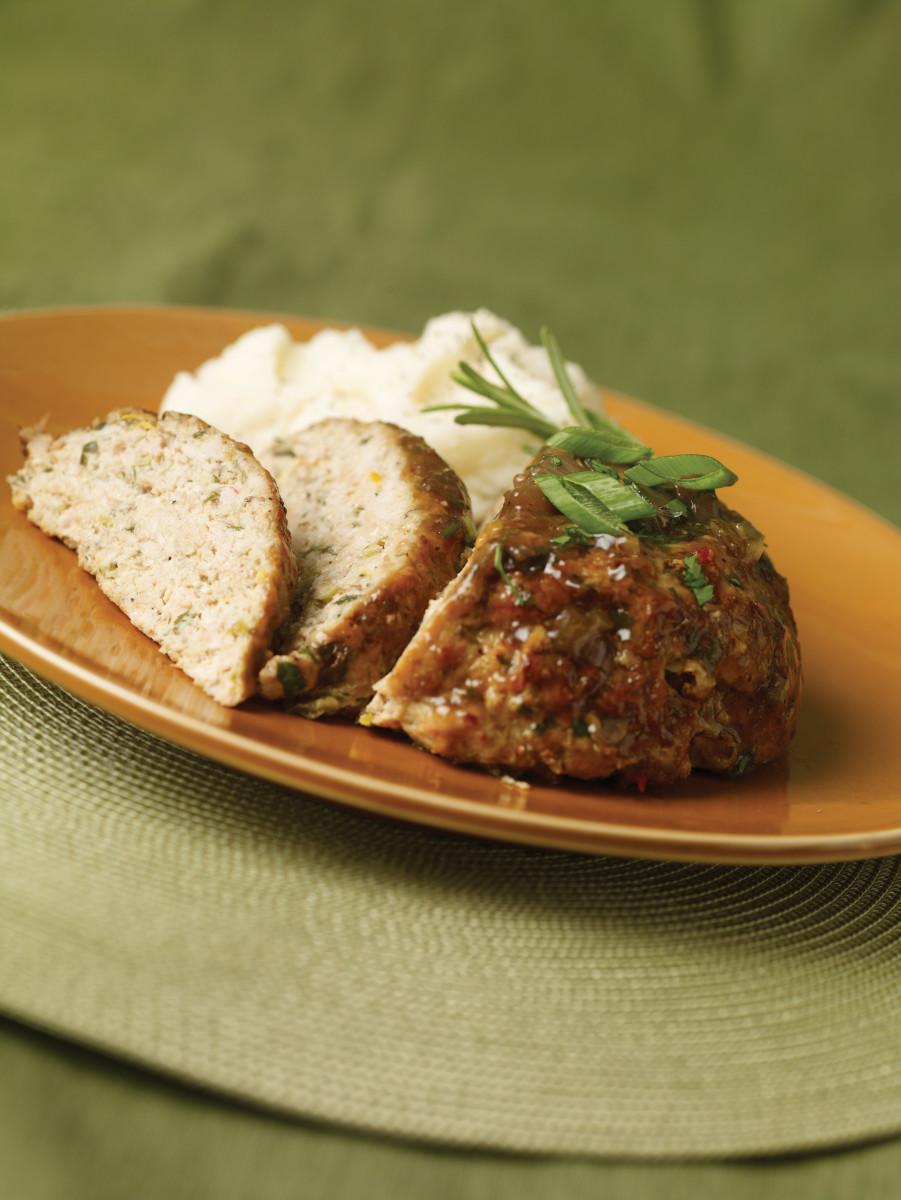 Italian Meatloaf hi-res