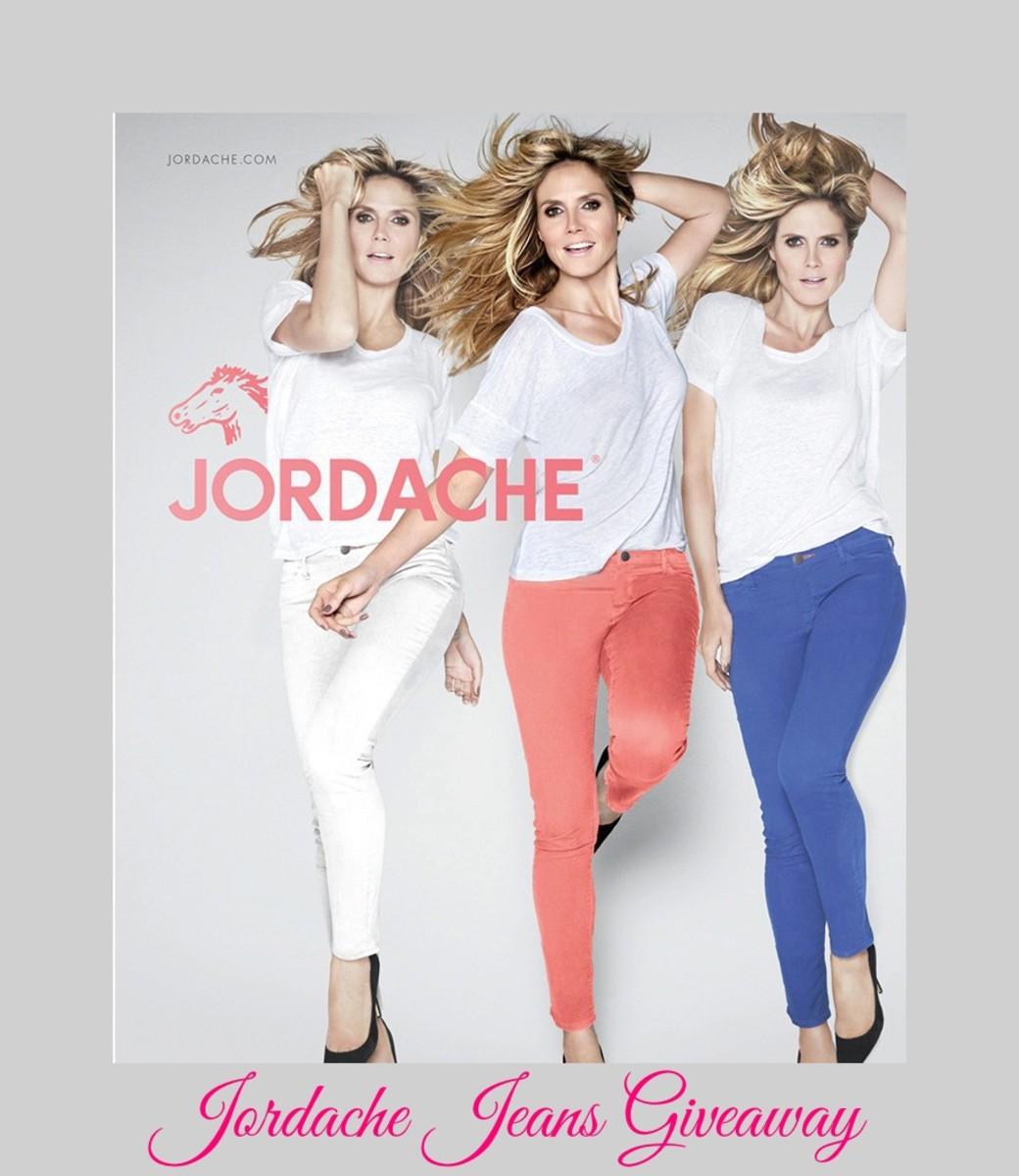 Jordache Jeans Giveaway