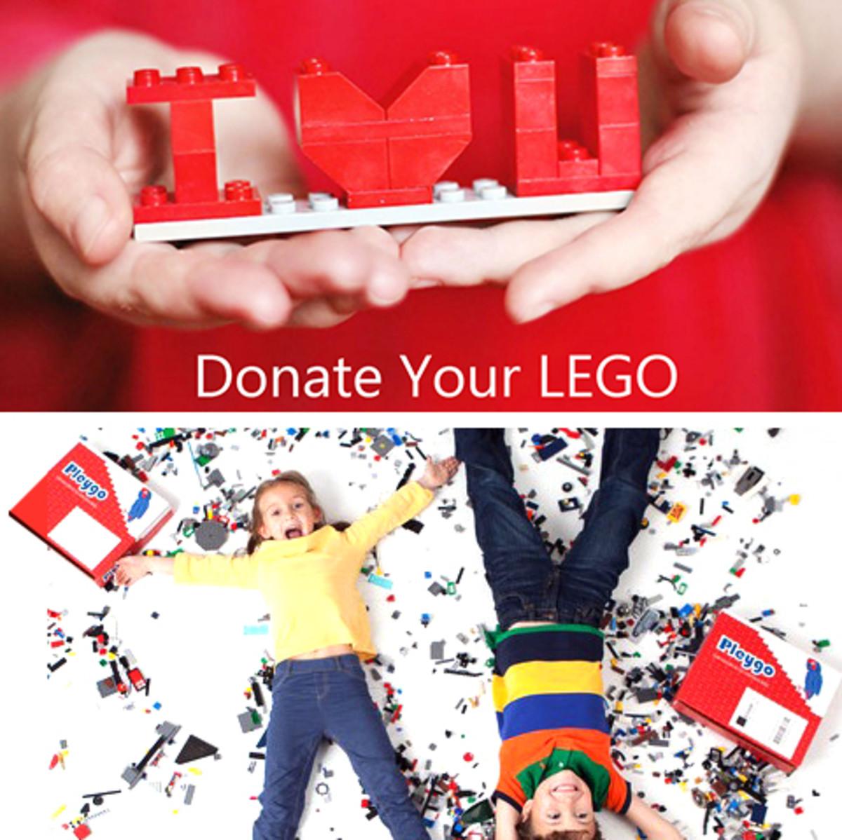 Donate Your Legos
