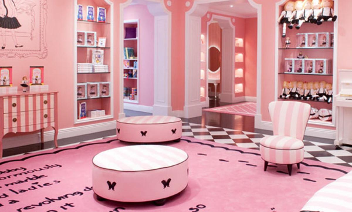 Barbie Hotel Room Nyc
