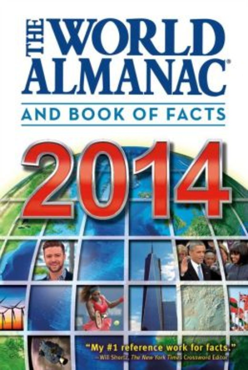 World Almanac Book 2014