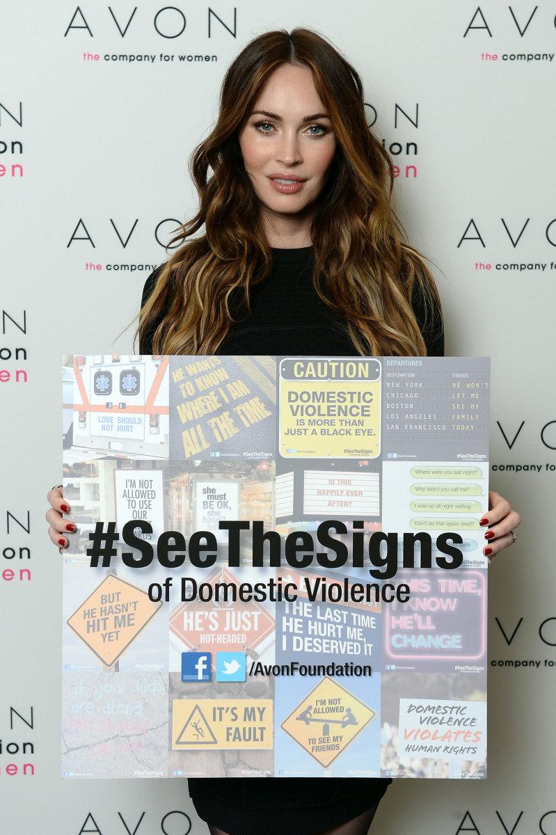 #SeeTheSigns Social Media Campaign