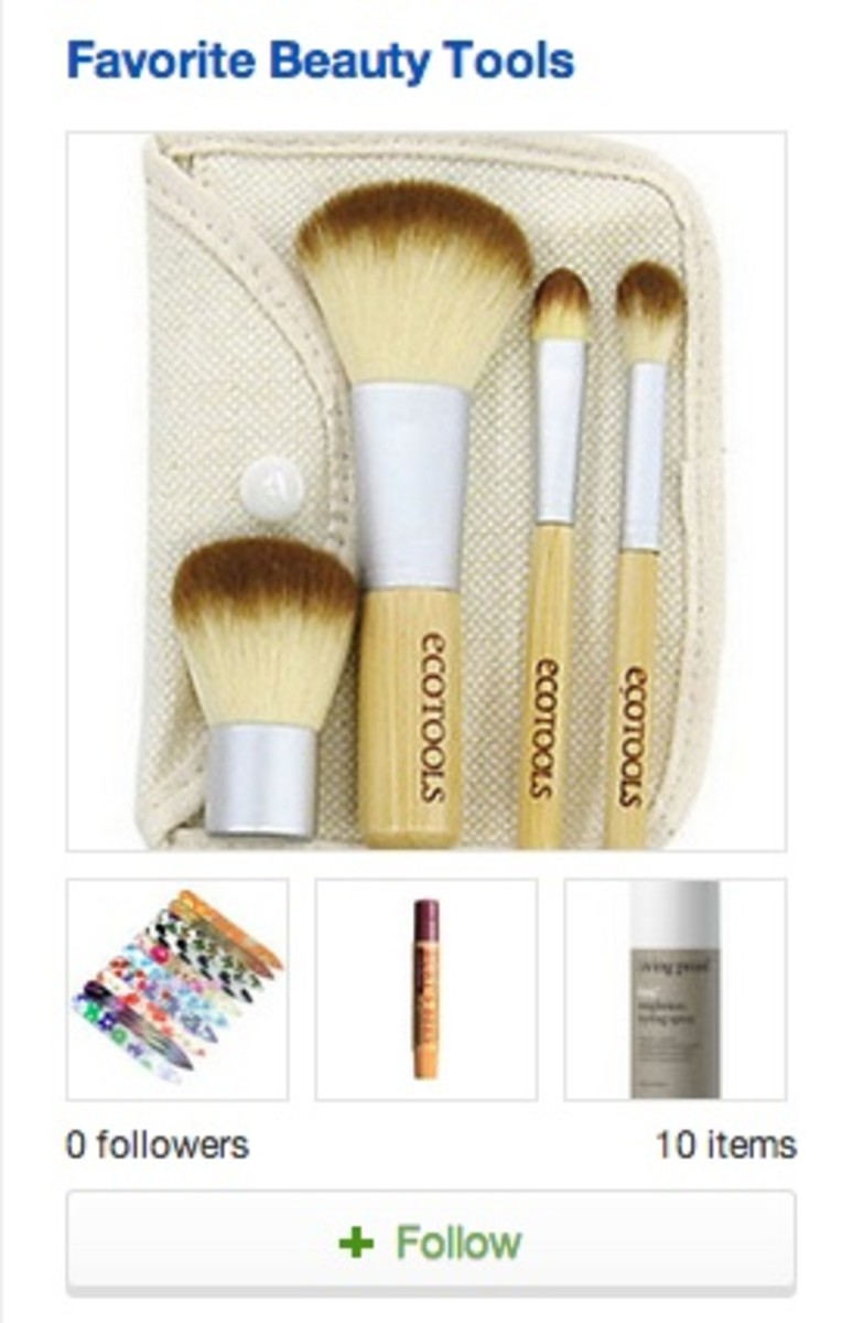 favorite beauty tools