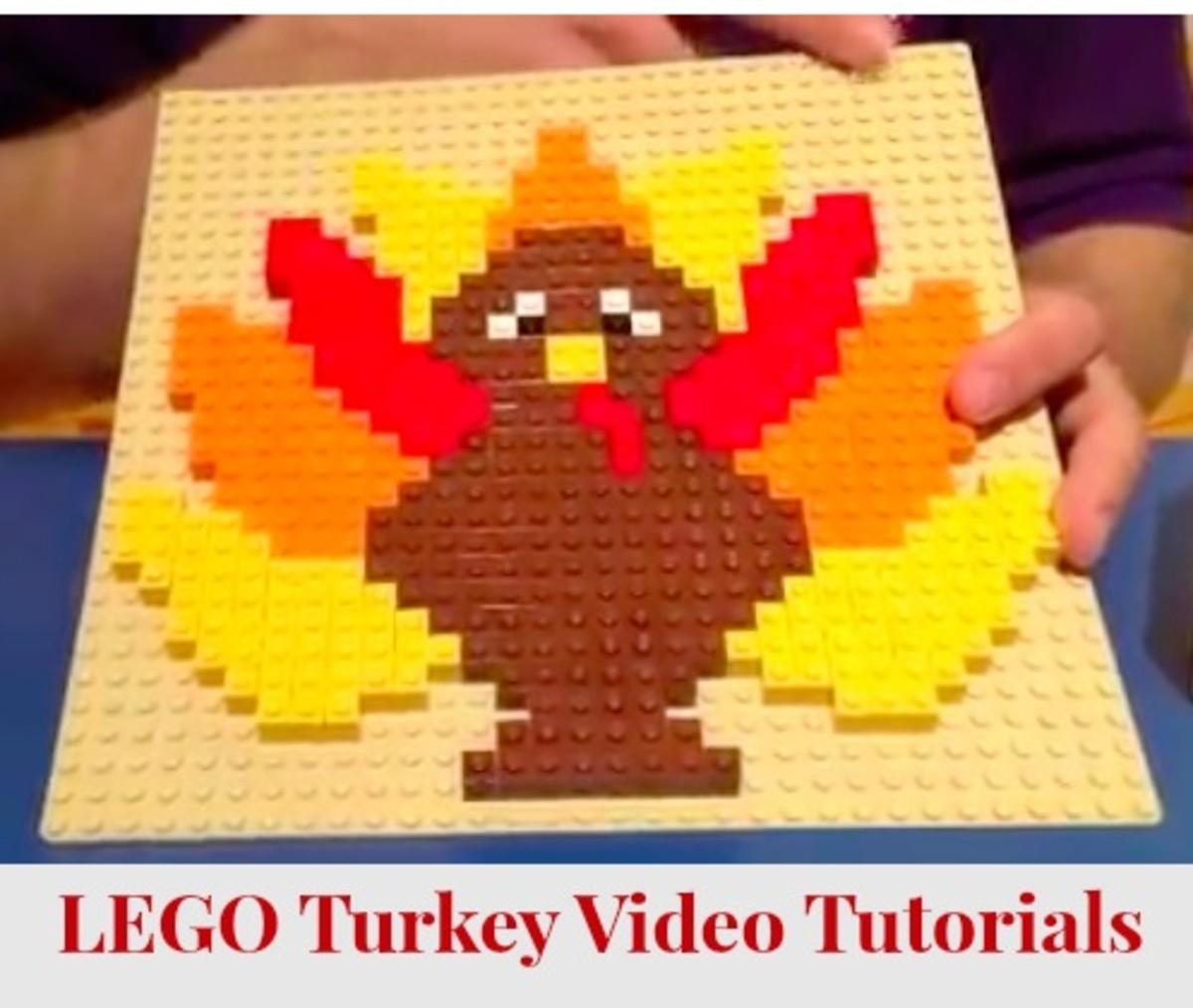 LEGO Turkey Video Tutorials