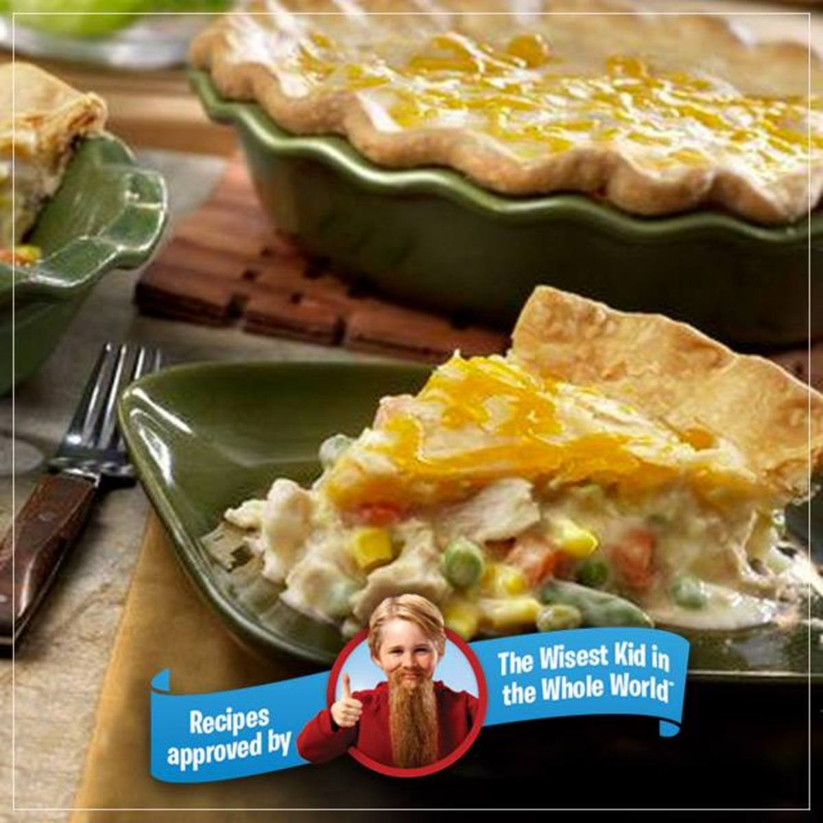 easy pot pie recipe