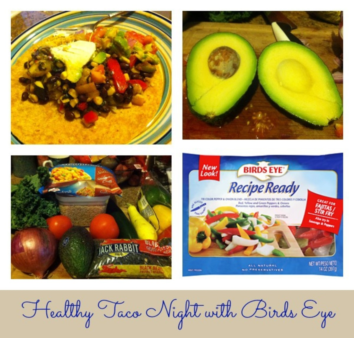 Healthy Taco Night, food, dinner, dinner for kids