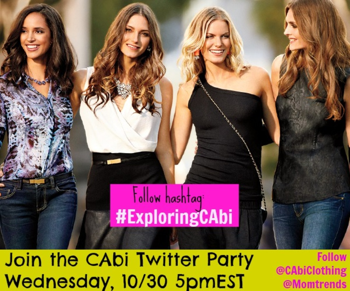 CAbi Fashion Comes to New York MomTrendsMomTrends – Cabi Party Invitation