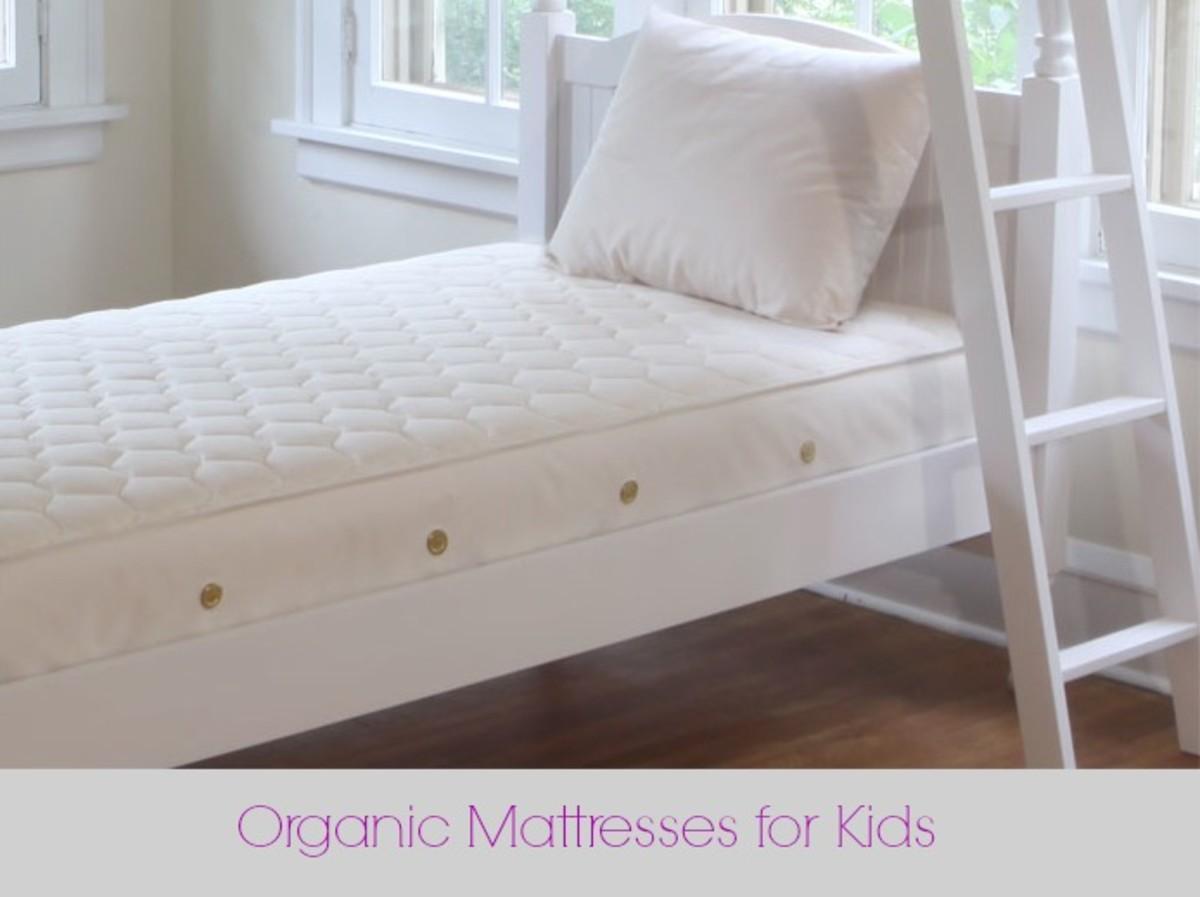 Organic Mattresses for Kids