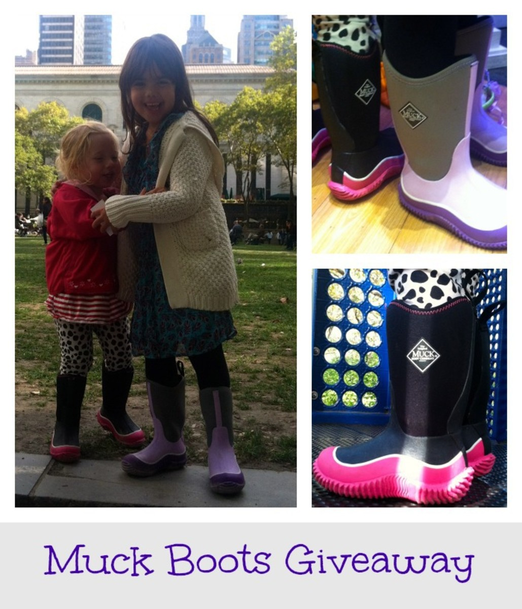 Muck Boots Giveaway, Muck Boots