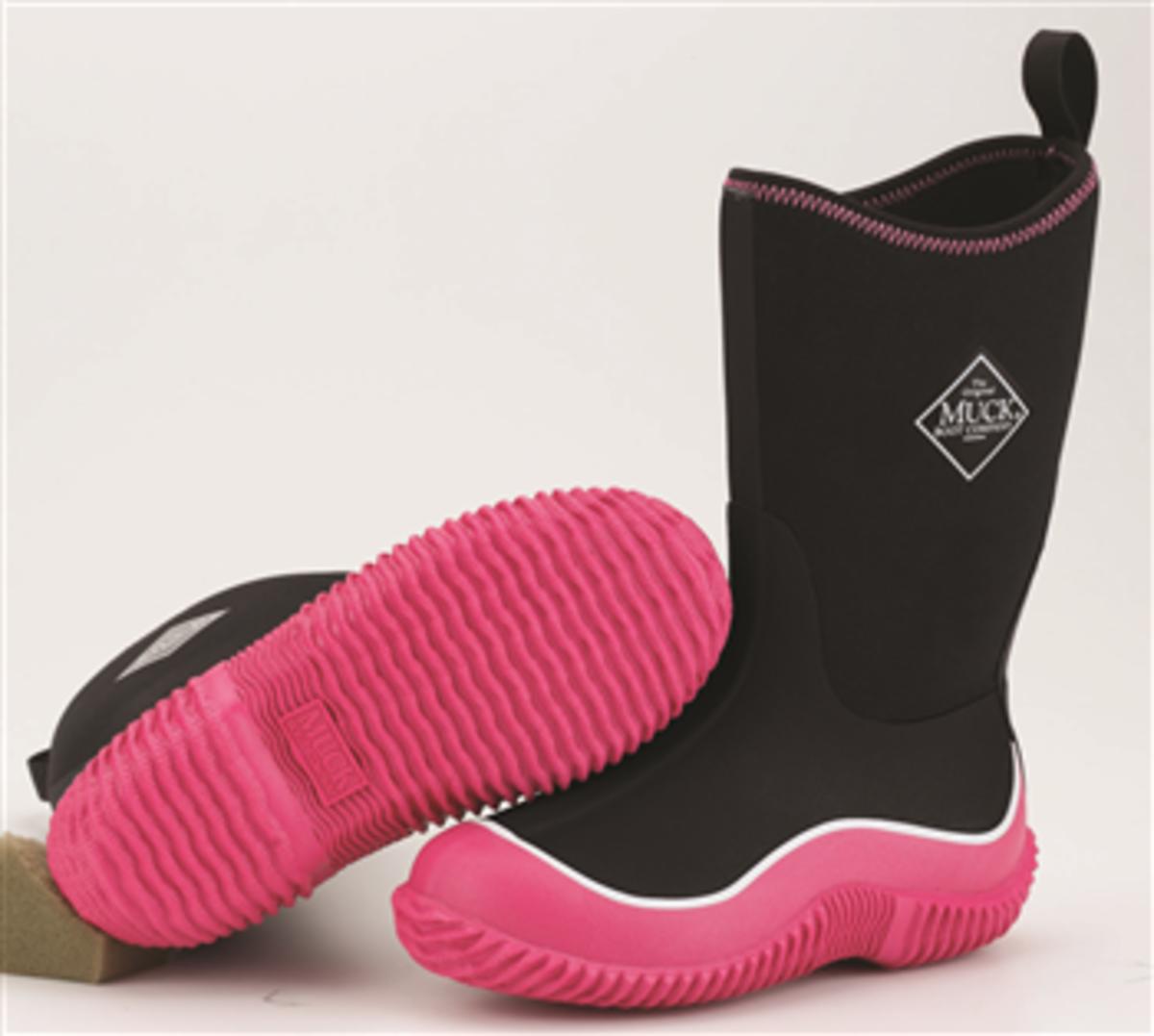 Kid's Hale Muck Boots Giveaway - MomTrendsMomTrends