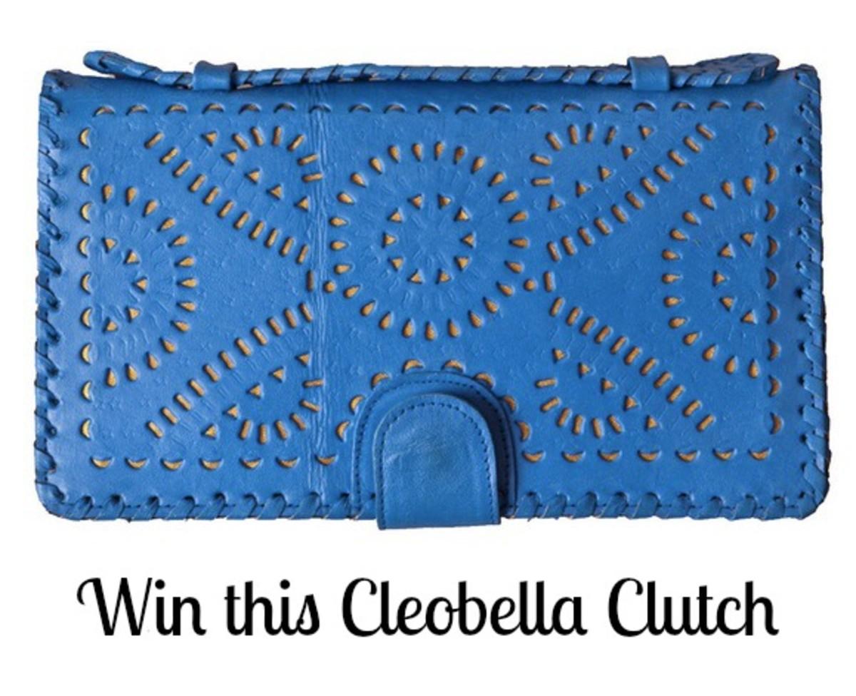 cleobella clutch 2