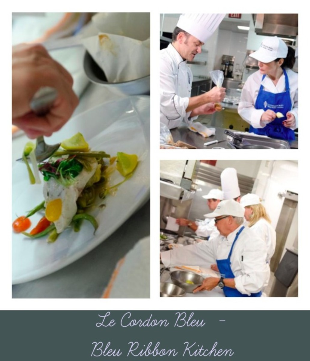 Le Cordon Bleu Event