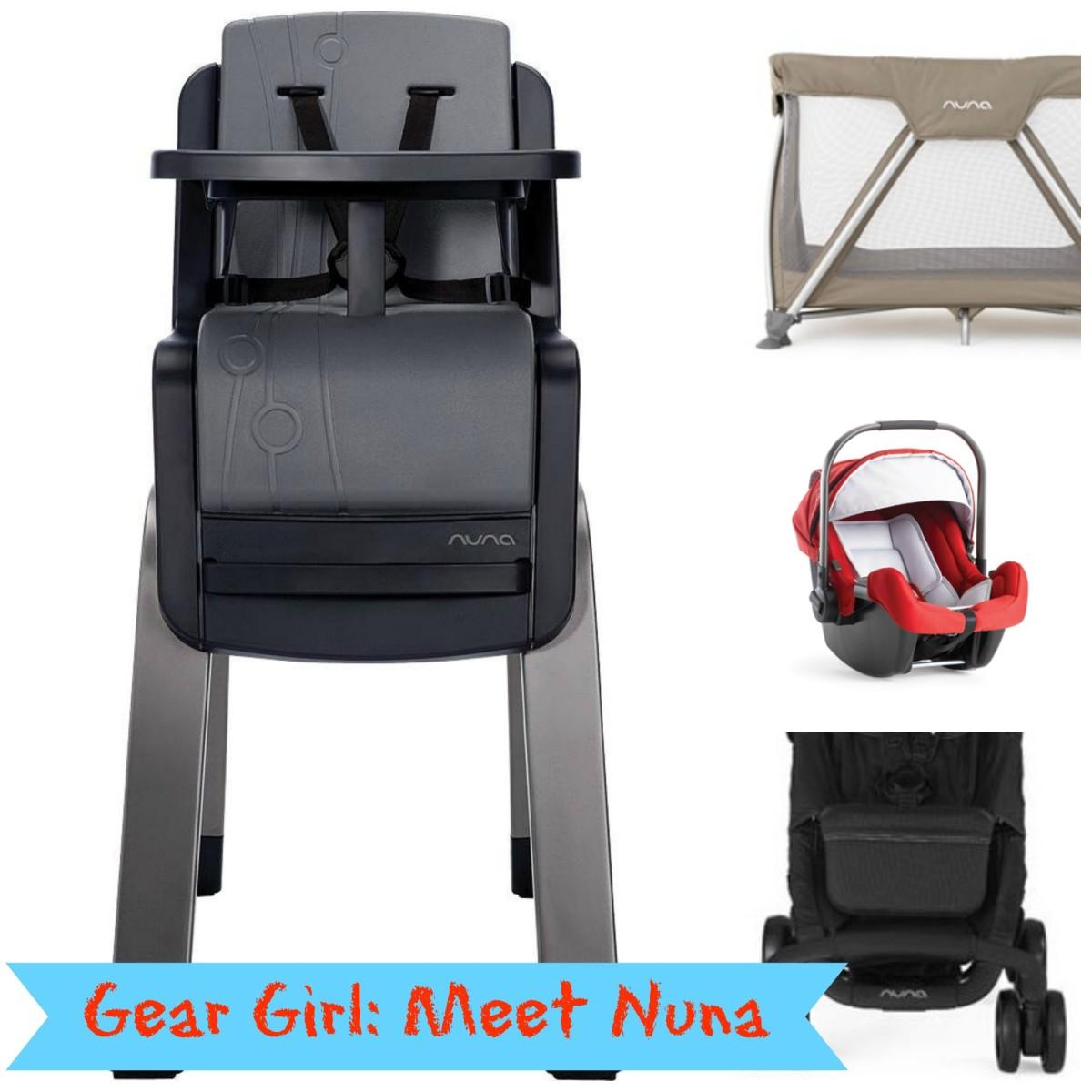 Gear Girl Meet Nuna MomTrendsMomTrends
