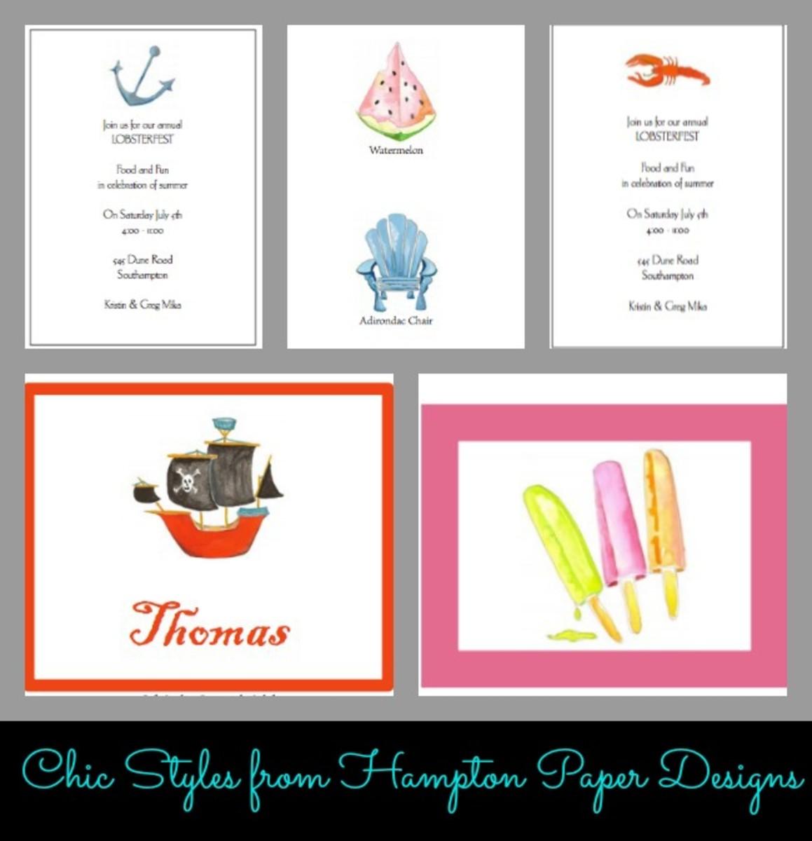 Hampton Paper Designs