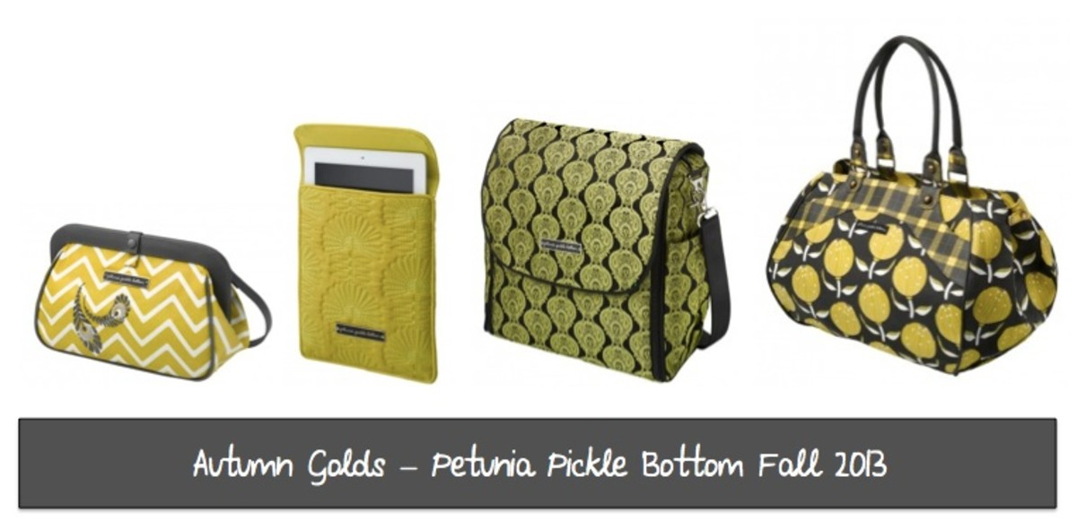 best diaper bags fall 2013 PPB