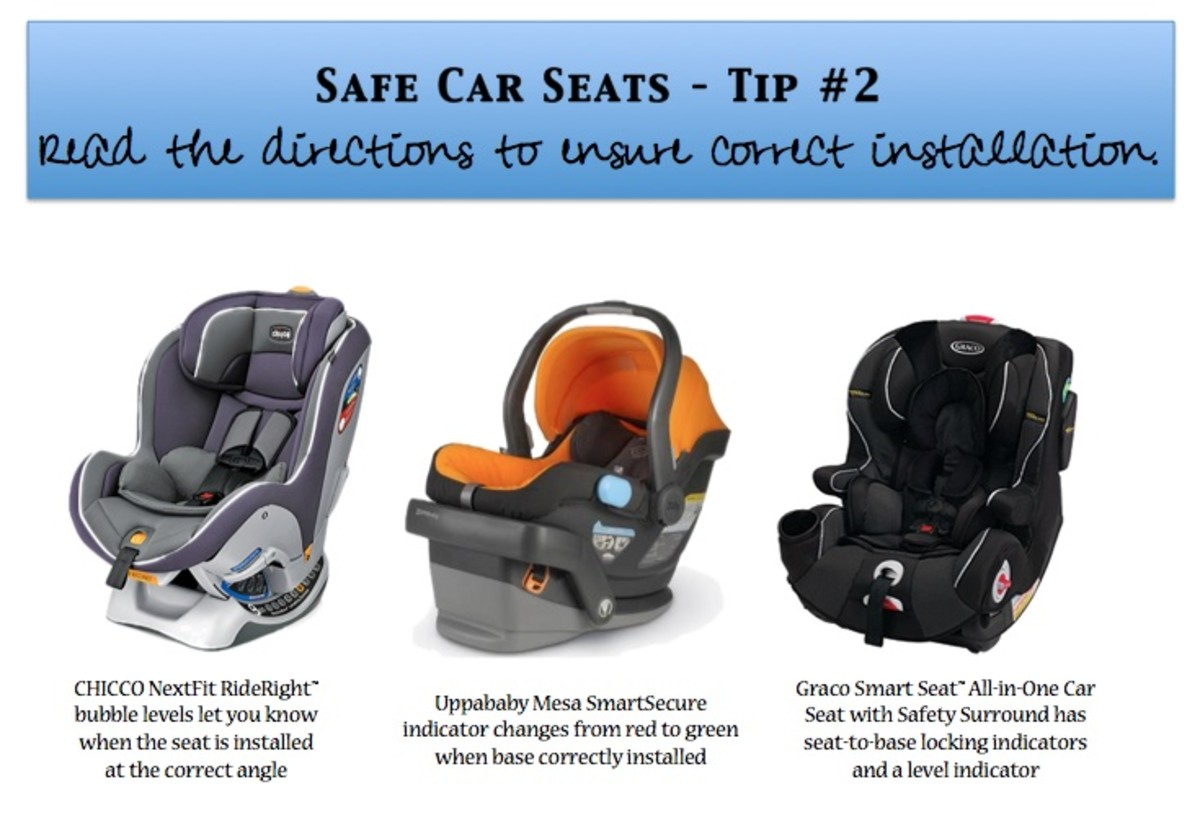 safe car seat installation