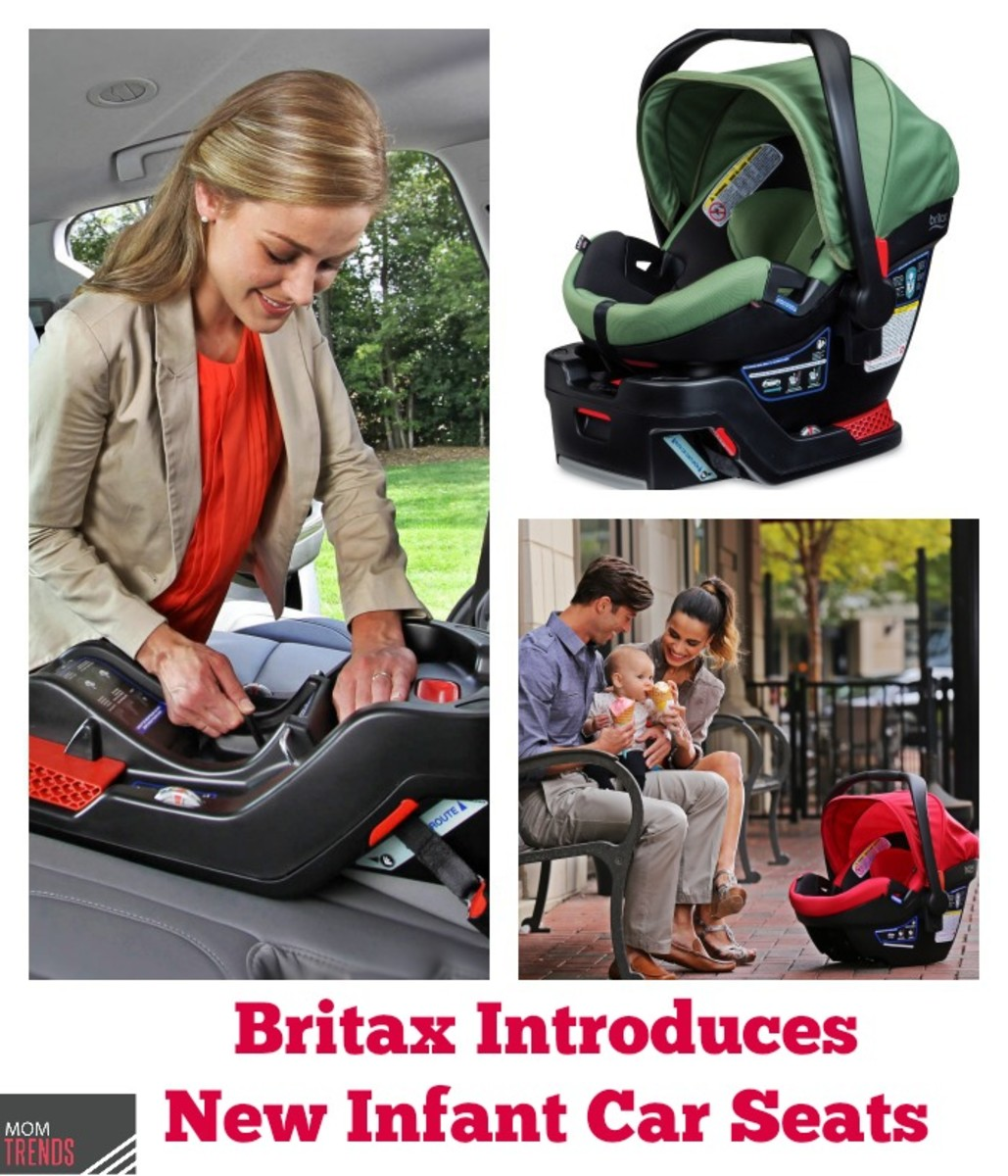 Britax Introduces New Infant Car Seats