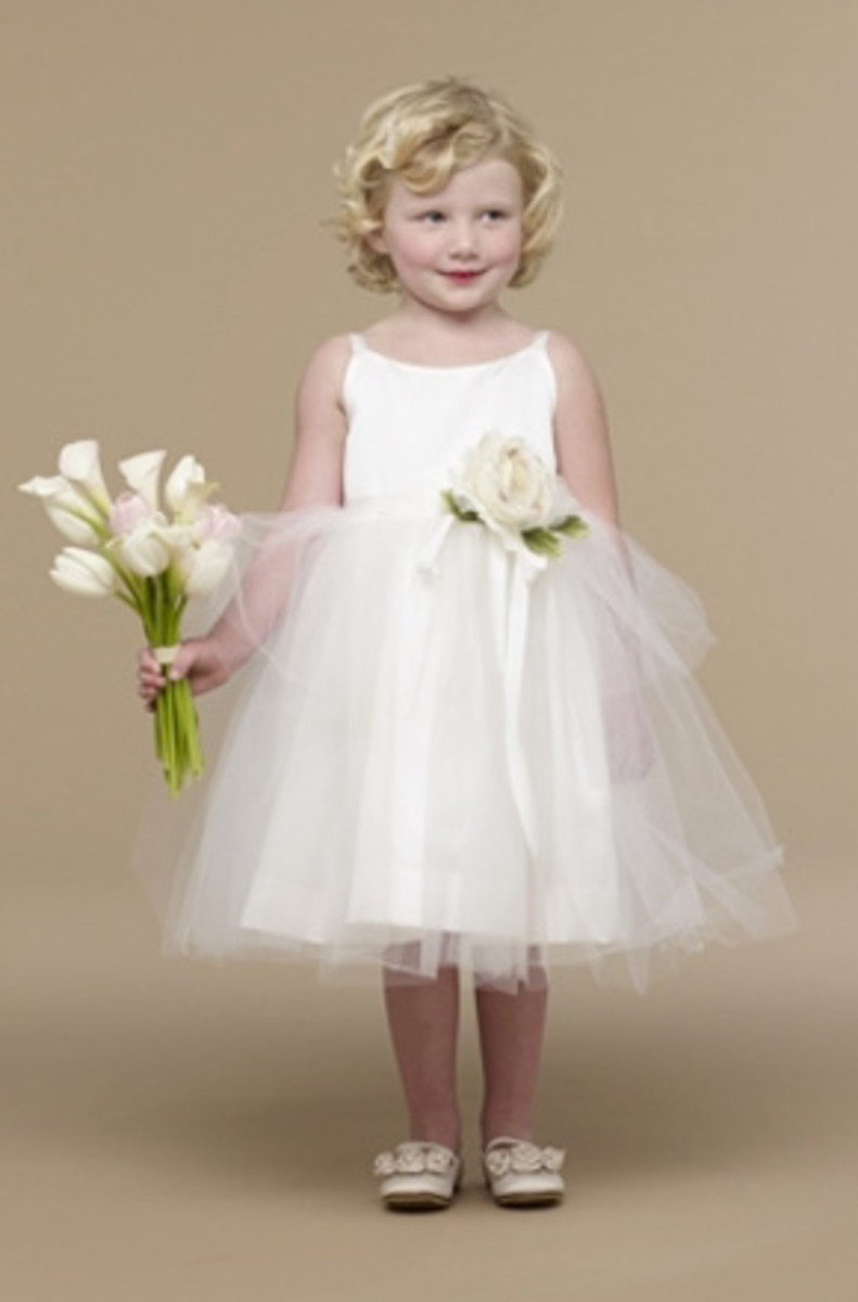 US Angels review, US Angels Review, flower girl dresses