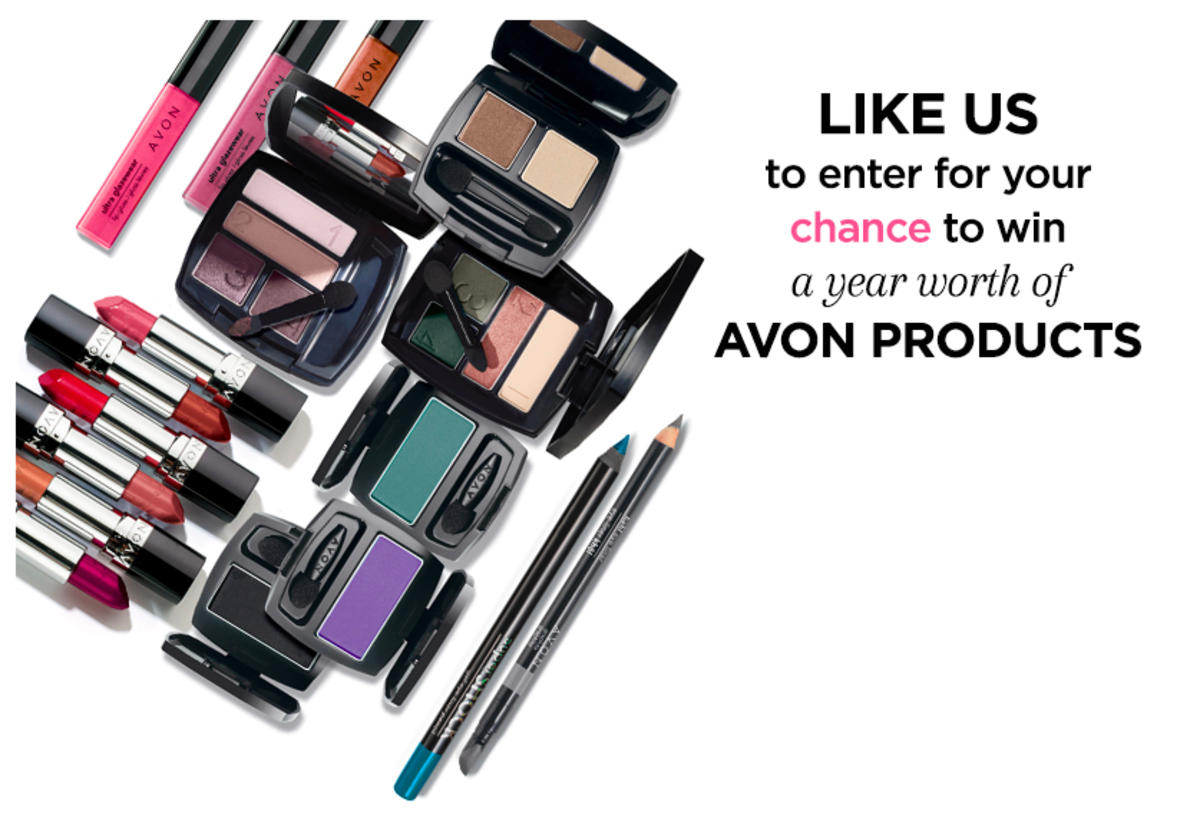 Avon Makeup Sweepstakes - MomTrends
