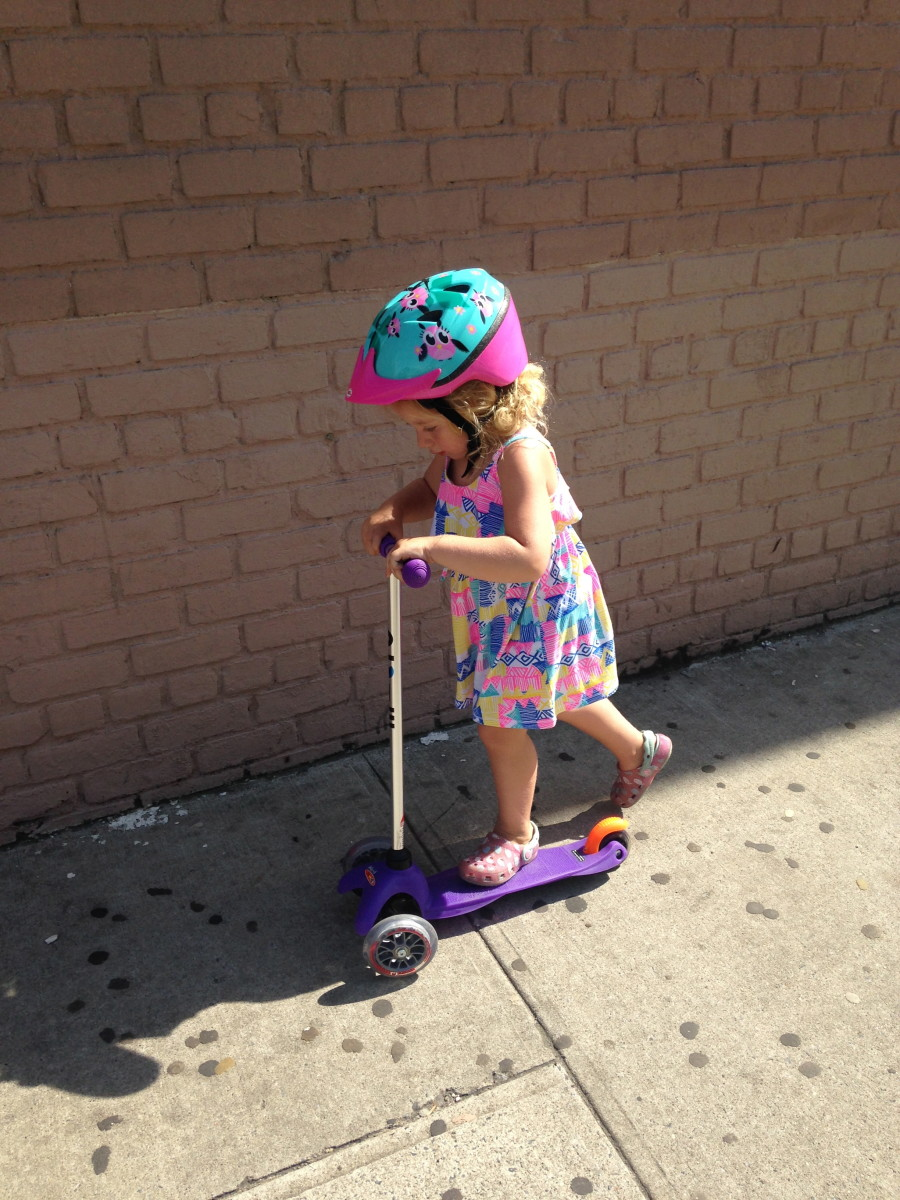 Scooter Testing