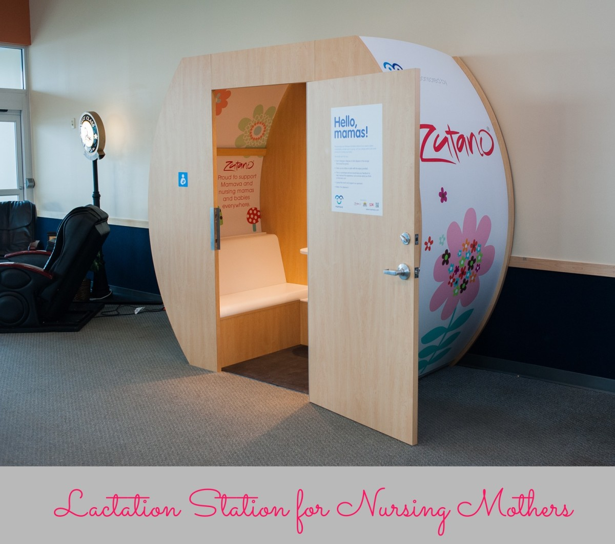 Lactation Stations, Zutano