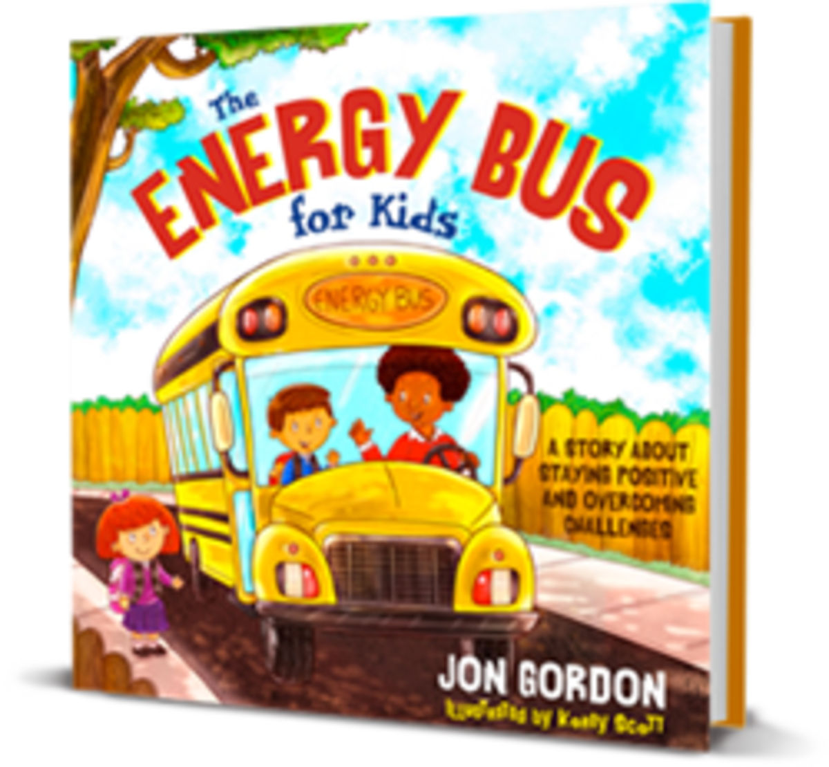 The Energy Bus for Kids, The Energy Bus for Kids review