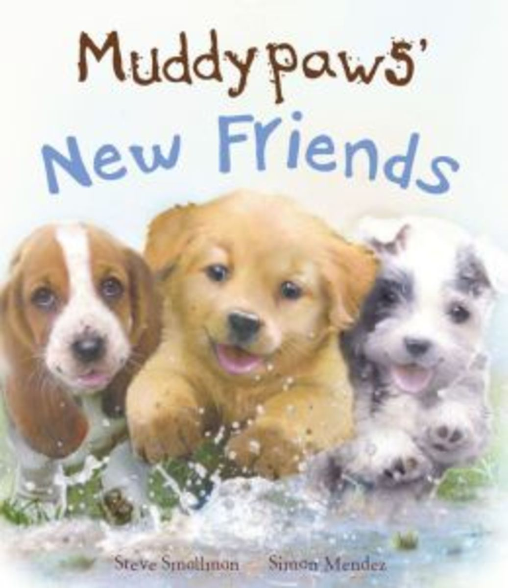 Muddy Paws Book