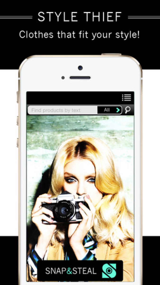 Style Thief App