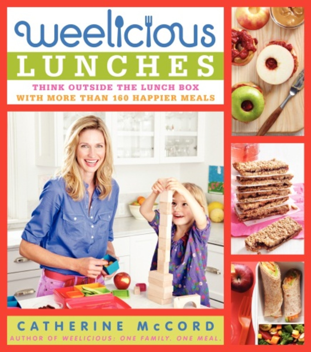 Weelicious Lunches: Think Outside the Lunch Box with More Than 160 Happier Meals, Weelicious Lunches: Think Outside the Lunch Box with More Than 160 Happier Meals  review