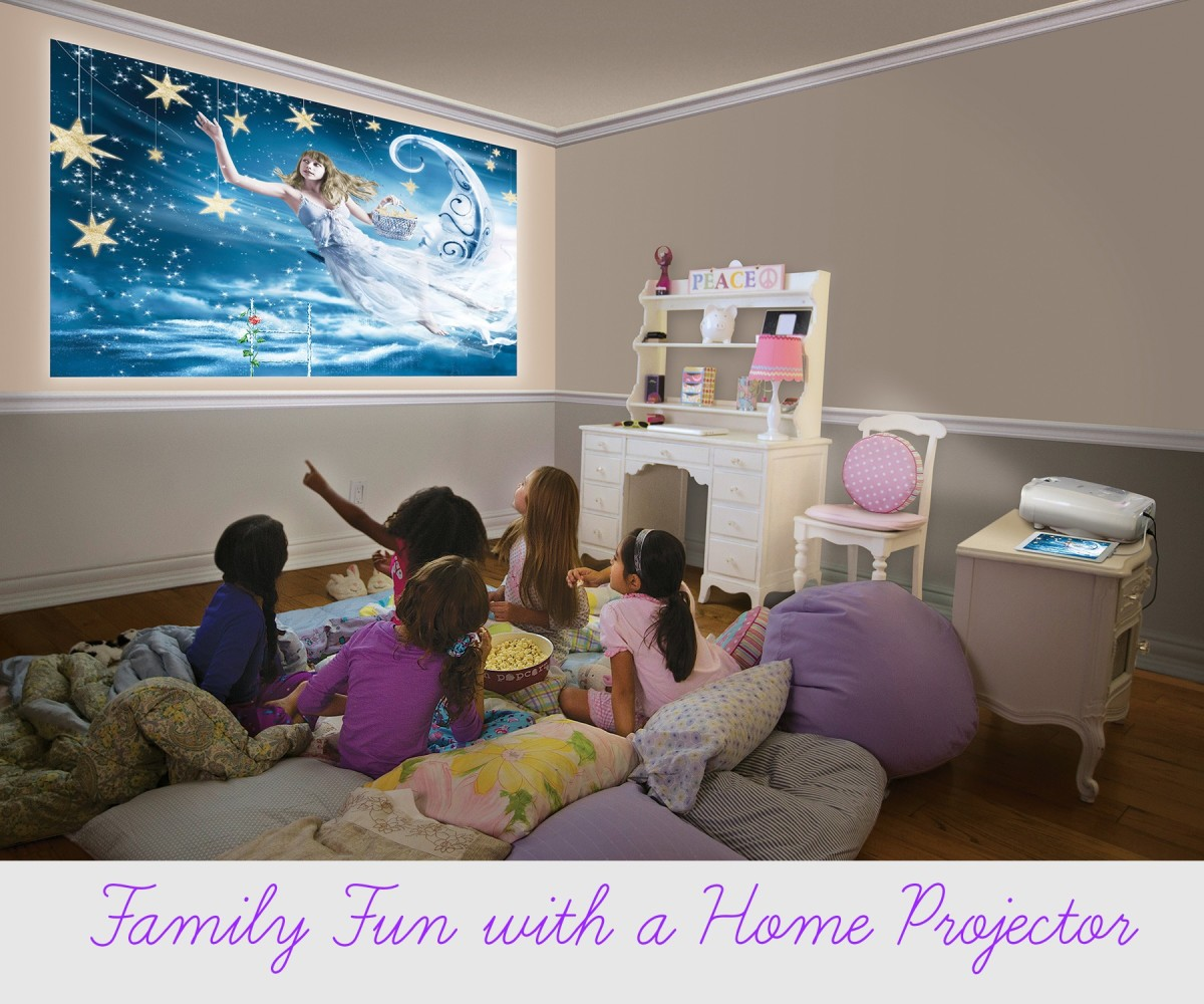 Home projector, Epson