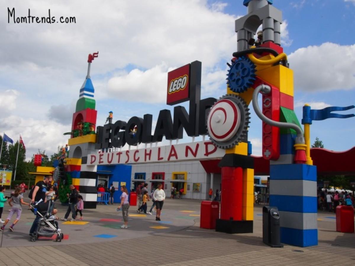 legoland, legoland Germany, travel with kids, LEGO friends, LEGO review