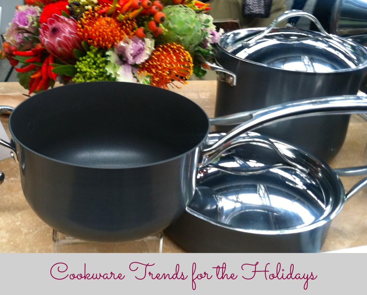 Cookware, Anolon, food, holidays