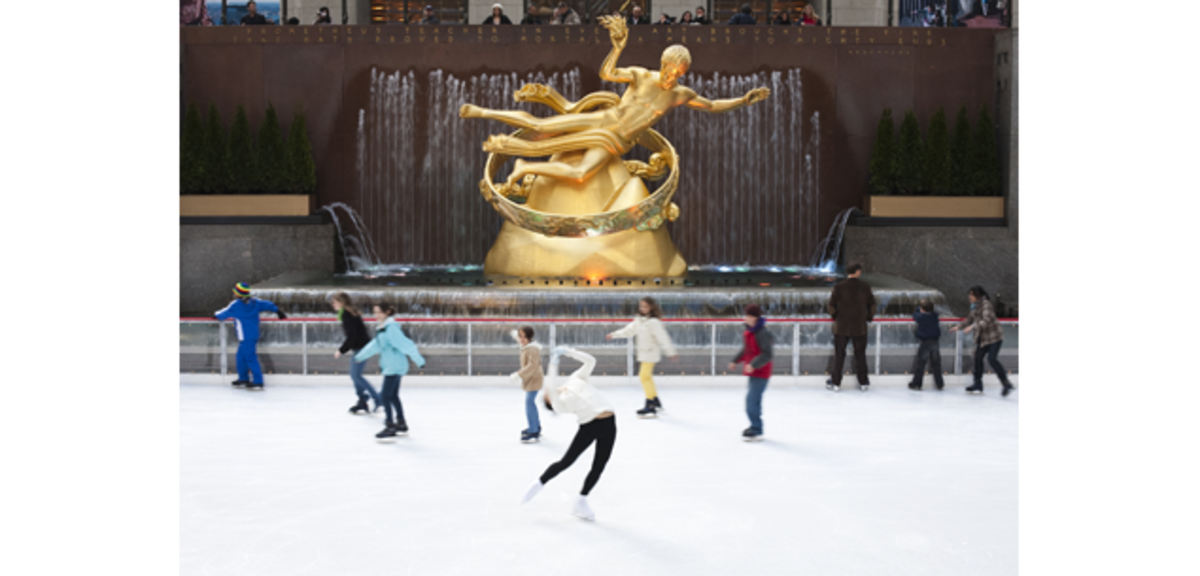 Rink at Rockefeller Center