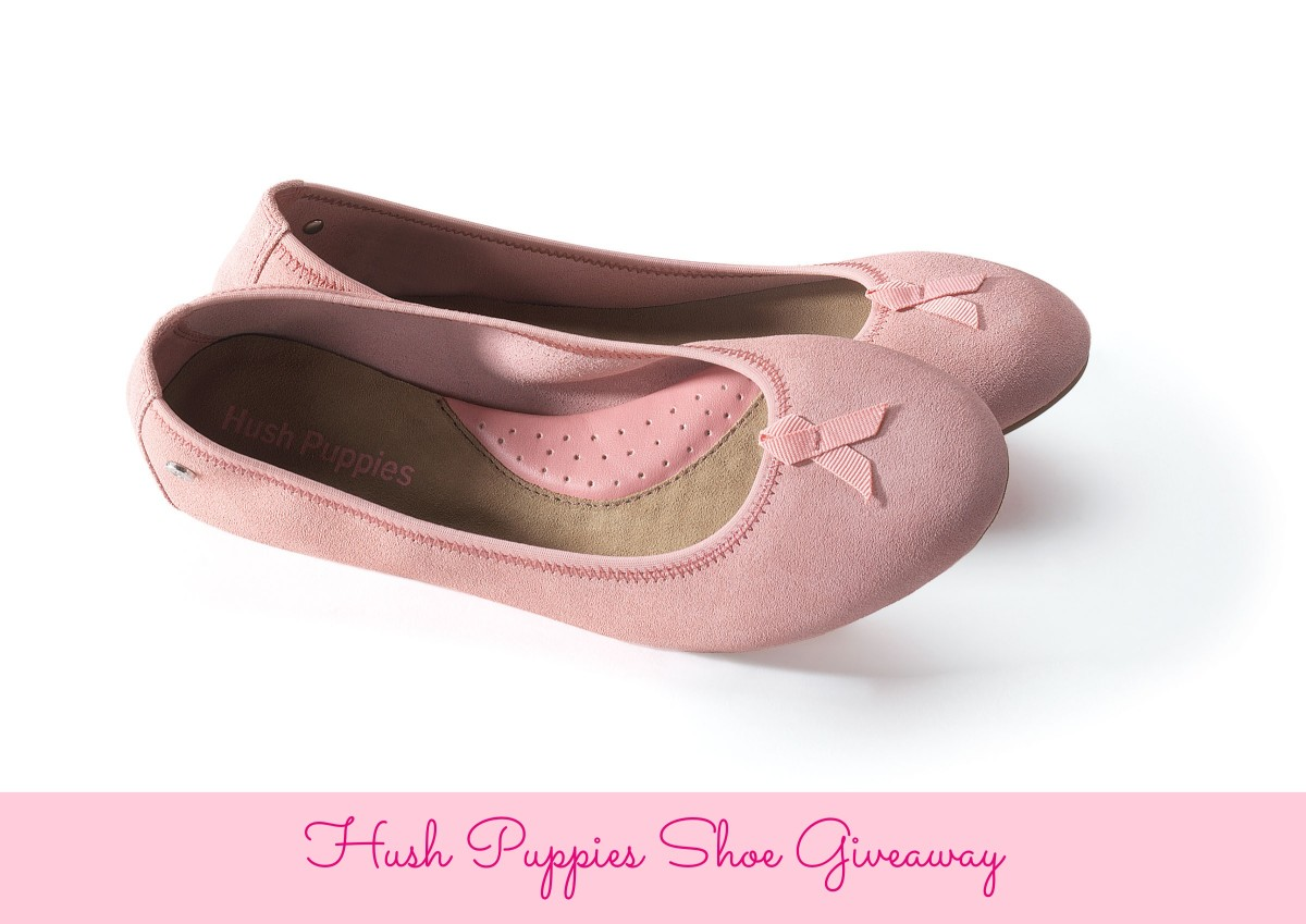 Hush Puppies Giveaway, Hush Puppies