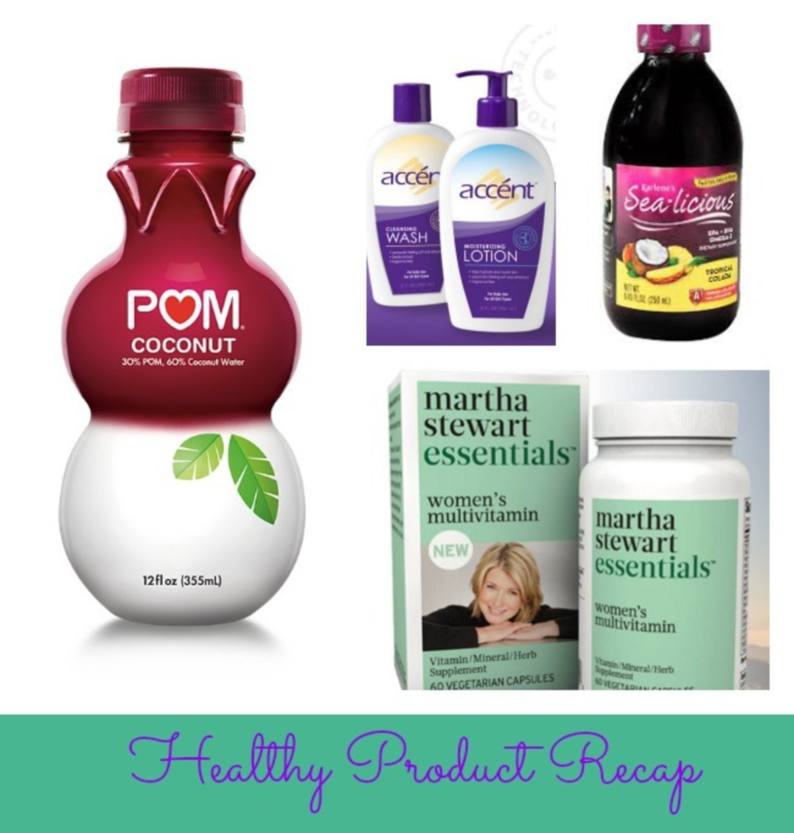 Healthy Picks, healthy items