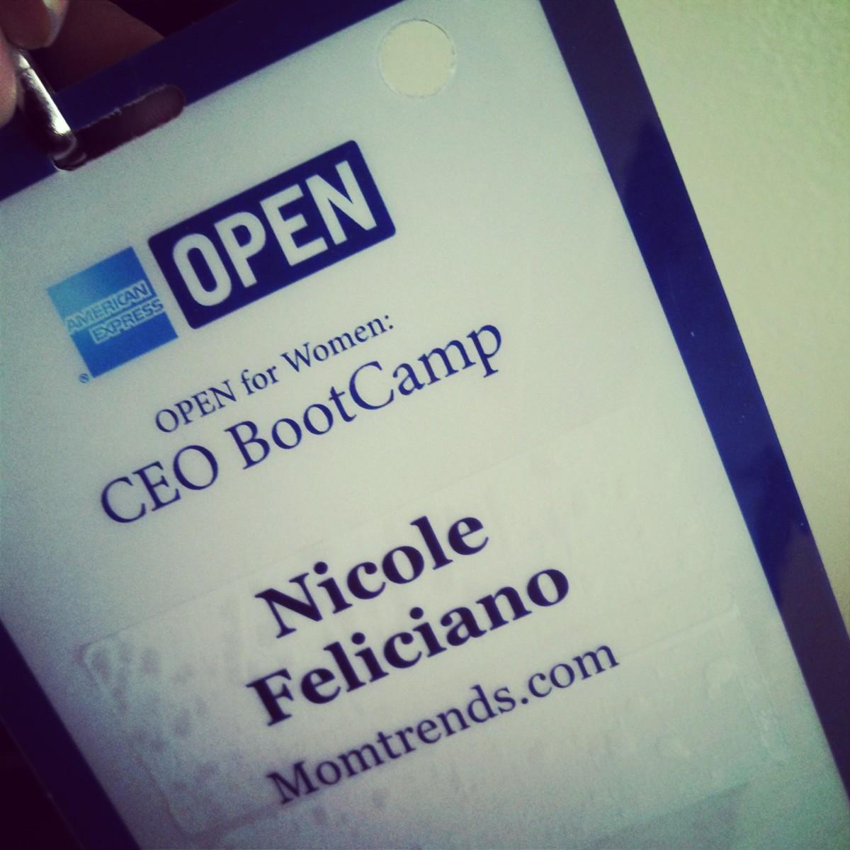 #CEObootcamp