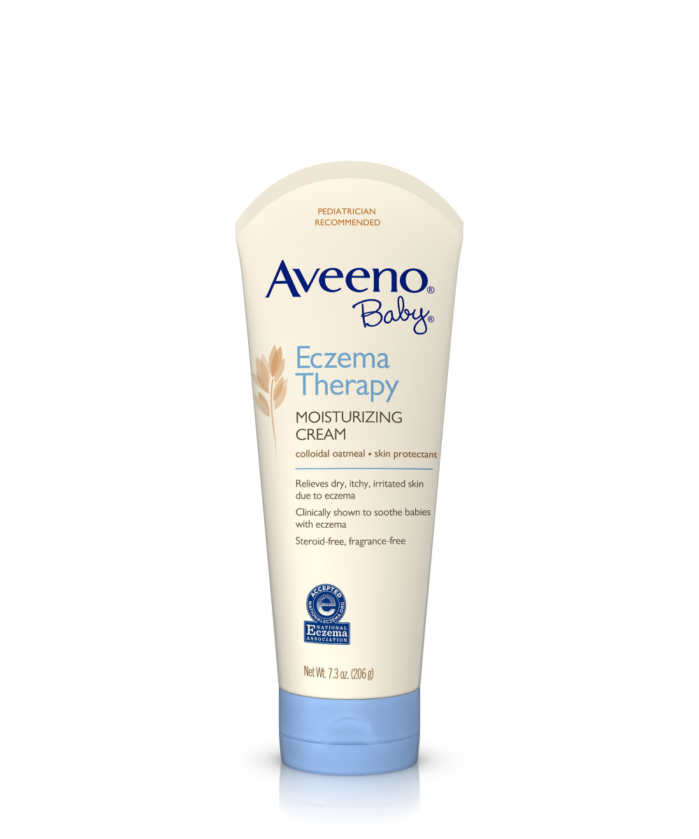 AVEENO Baby Eczema Therapy Moisturizing Cream 7.3oz