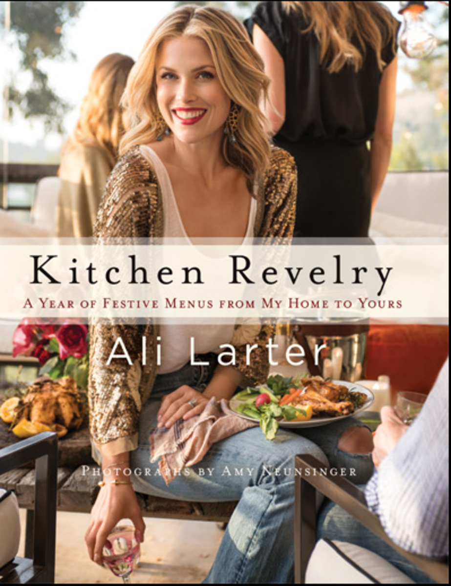 Ali Larter, Ali Larter new book