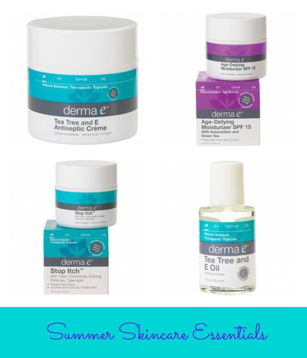 Summer skin, Summer skin care