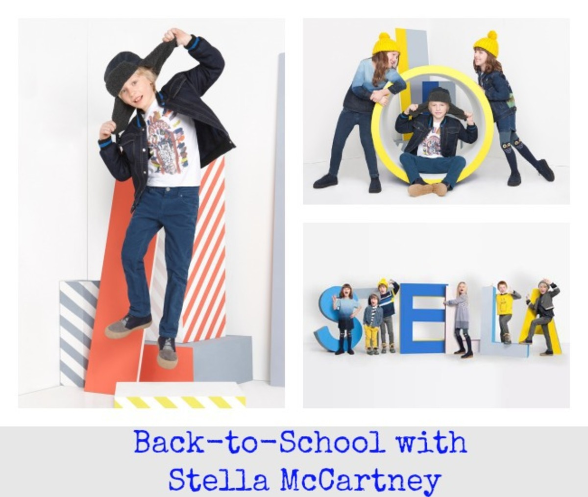 Stella McCartney, back to school,