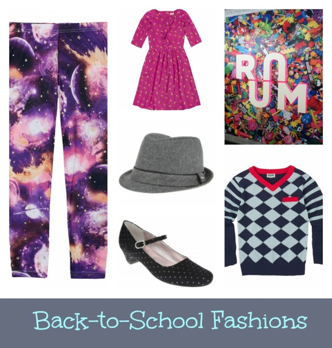 back to school fashions