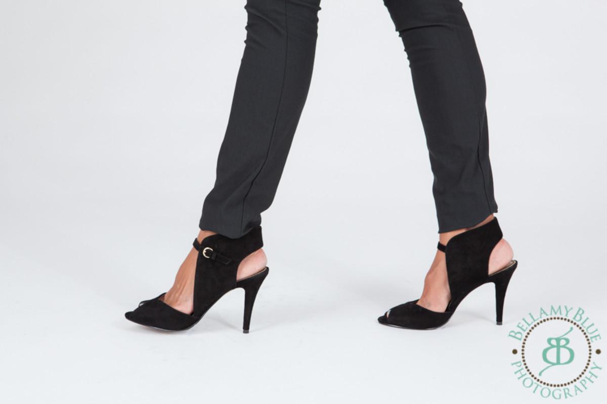 cut out shoe trend, nine west