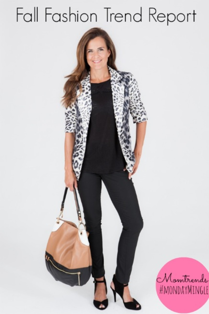 #mondaymingle, fall trend report, fall fashion trends, fashionable mom bloggers, mom blog style