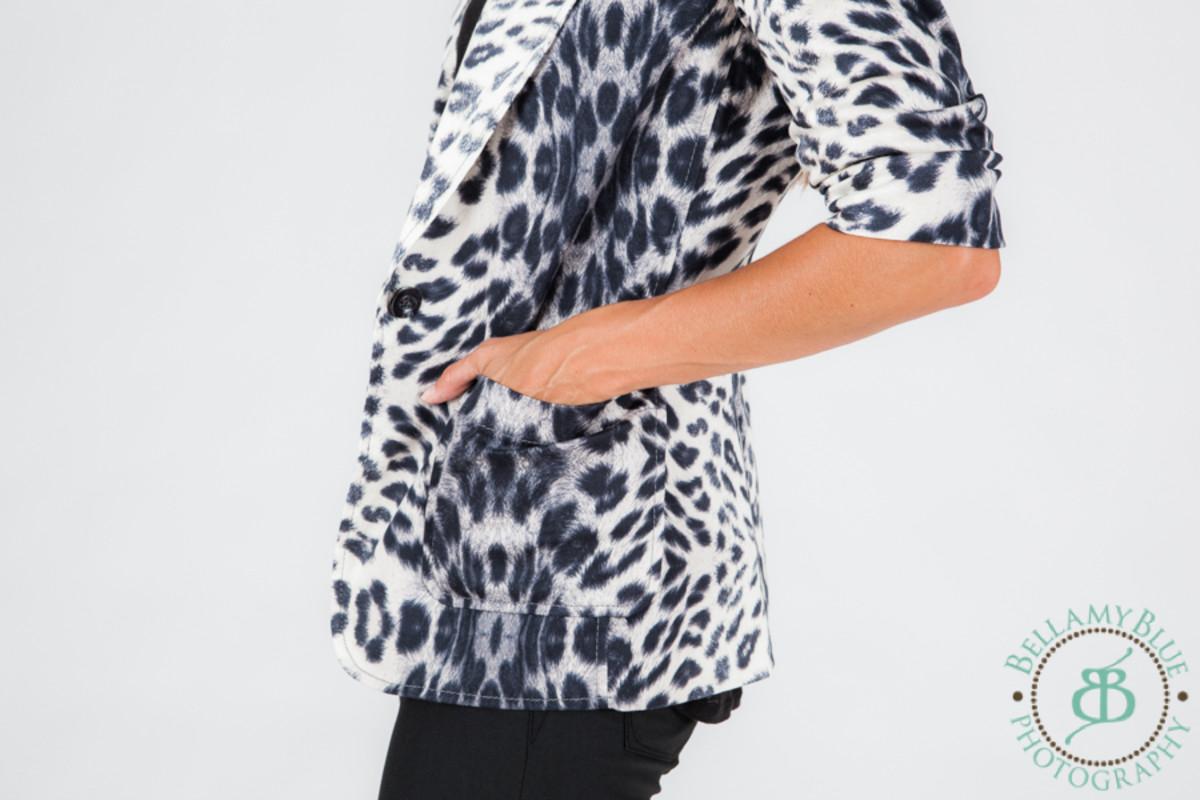 karen kane blazer, karen kane, leopard blazer, animal print fashion trend