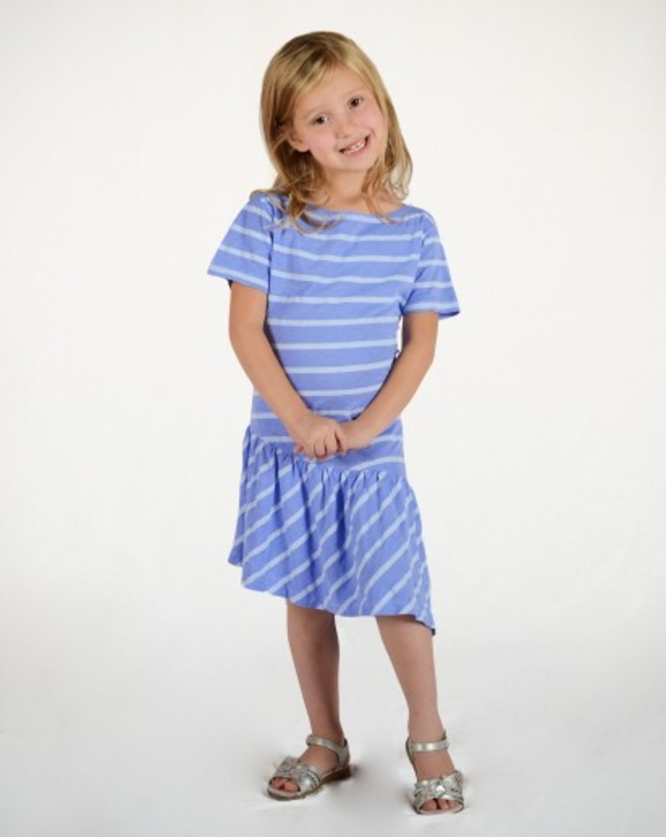 3eeedef32d8 They also have a fun collection of clothing for kids with some of our  favorites being the Girls Jersey Dress in Classic Stripe and the Girls  Ruffle Tank ...