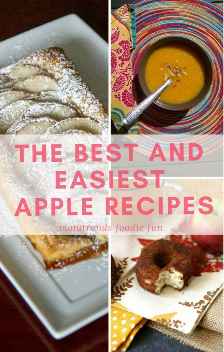 the easiest apple recipes