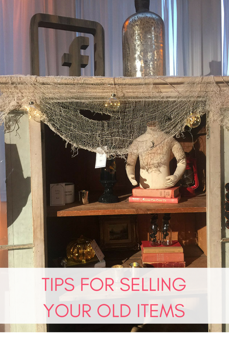 Tips for Selling Your Old Items